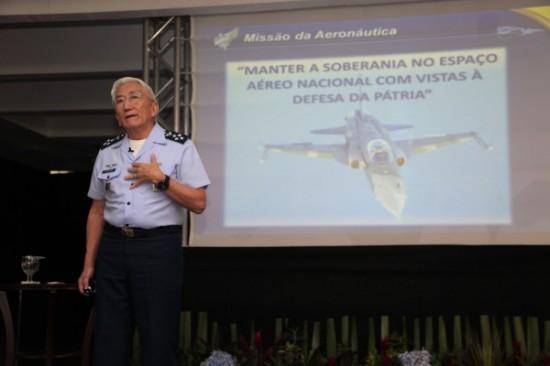 Palestra do Comandante da Aeronáutica