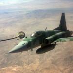Avião-tanque da FAB KC-130 multiplica o poder dos caças F-5 EM durante o Exercício Salitre 2014