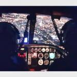 4º Esquadrão de Helicópteros de Emprego Geral realiza adestramento de voo visual noturno em Cuiabá (MT)