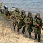 Operação Amazônia: Ministro da Defesa acompanha simulação de ataque inimigo