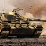 Tanque secreto 'Armata' poderá ser usado no Ártico