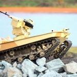 Exército russo está formando companhias de robôs de combate
