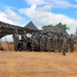 Tiro Real do 12º Grupo de Artilharia de Campanha