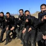 Conheça como é o treinamento dos guarda-costas na China