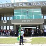 30 anos da Base Aérea de Boa Vista no extremo Norte do país