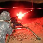Tiro das Armas Coletivas do 28º Batalhão de Caçadores