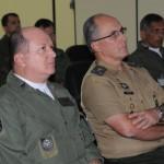 Oficiais das Forças Armadas realizam Exercício de Guerra Simulada