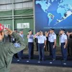 Cerimônia marca entrega da frota completa das aeronaves de patrulha da FAB