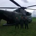 Proposta de participação da Brigada de Infantaria Paraquedista na Operação Colibri