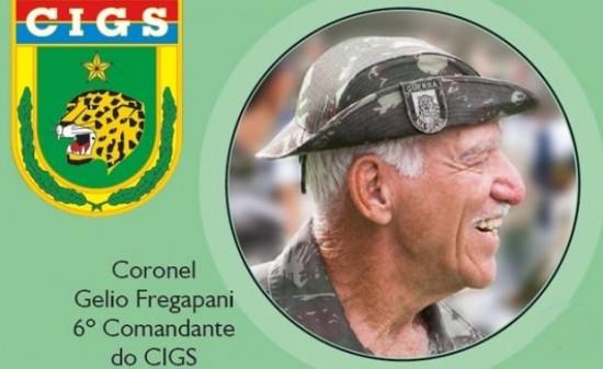 Cel Gélio Fregapani