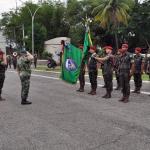 Chefe do Estado-Maior do Exército de Portugal visita à Guarnição da Vila Militar