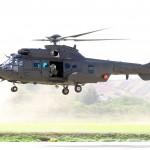 Helibras entrega mais um EC725 para o Exército Brasileiro