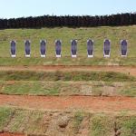 Centro de Instrução e Adestramento de Brasília reativa o seu estande de tiro