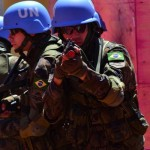 Militares da FAB concluem treinamento para missão de paz