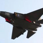 O novo caça chinês J-31 será impulsionado pelo motor russo RD-93