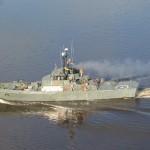 """Navios do Comando do 6º Distrito Naval participam da Comissão """"Xaraés-II"""""""
