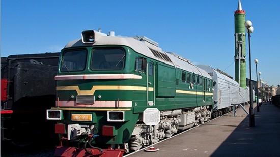 Trens porta-mísseis 3