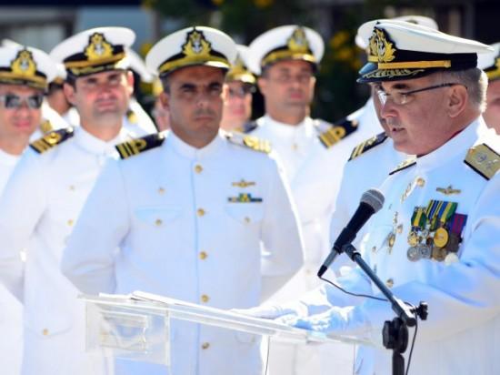 Vice almirante Puntel