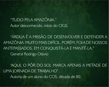 cigs Tudo pela Amazônia