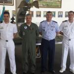 Formatura do Curso de Formação de Piloto Militar para oficiais da Marinha do Brasil na AFA