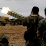 Fuzileiros Navais testam novo lançador de foguete durante Operação Formosa