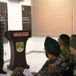 Visita de comitiva estrangeira ao Centro de Instrução de Blindados General Walter Pires