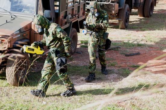 1º Batalhão de Defesa Química Biológica Radiológica e Nuclear.2