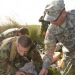 Médicos do US Army treinam forças paraguaias para atendimento a vítimas de combate