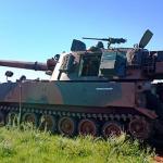16º Grupo de Artilharia de Campanha Autopropulsado na Operação Farroupilha