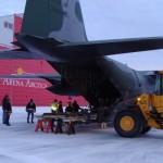 Esquadrão Gordo opera no Circulo Polar Ártico