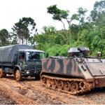 Artilharia Divisionária da 5ª Divisão de Exército (AD/5) – Operação Marechal Setembrino de Carvalho