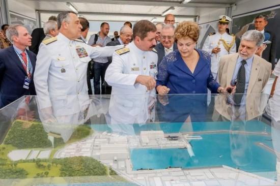 Base naval de Itaguai