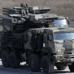 Brasil deve fechar em 2015 a compra de baterias antiaérea russa Pantsir S-1 por R$ 2,5 bi
