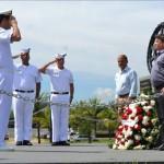"""Batalhão de Engenharia homenageia seus heróis da Operação """"Graviola"""""""