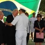 """Comandante da Marinha inaugura Laboratório de Aulas Práticas """"Almirante John Quinn"""""""