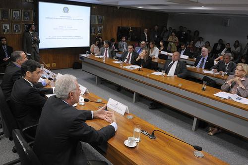 Comissão Relações Exteriores e Defesa