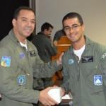 Esquadrão Rumba especializa 62 oficiais na aviação de transporte e patrulha