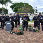 1º Batalhão de Ações de Comandos – Apronto Operacional da Força Tarefa