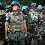 Defesa promove bate papo entre internautas e general Santos Cruz, comandante de Missão da ONU no Congo