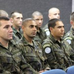 8º Contingente de militares da FAB embarca para o Haiti