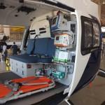 Helibras finaliza novo kit aeromédico para Esquilo