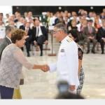 Solenidade de apresentação de Oficiais-Generais recém-promovidos