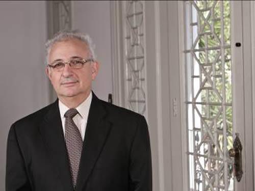 Presidente da Amazul, Almirante (RM1) Ney Zanella