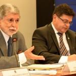 Ministro Amorim reitera na Câmara acerto na escolha dos caças suecos