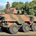 O Brasil irá exportar o VBTP 6×6 Guarani para o Líbano