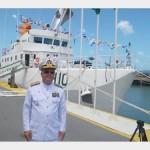 """Marinha do Brasil incorpora novo Navio Hidroceanográfico Fluvial """"Rio Branco"""" e designa Manaus como sua sede"""