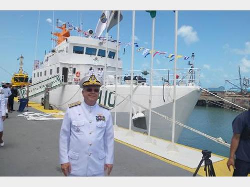 Vice-Almirante Savio