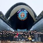Novo submarino nuclear Vladimir Monomakh entra em operação na Força Naval Russa