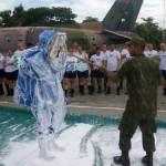 FAB prepara tripulações e equipes de saúde para Olimpíadas de 2016