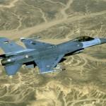 F-16 da Real Força Aérea Jordaniense foi supostamente derrubado pelos militantes do ISIL na Síria